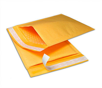 """#000 5x8 EXTRA WIDE KRAFT BUBBLE MAILERS MAILING PADDED SHIPPING 5""""x7"""" ENVELOPES"""