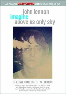 JOHN LENNON IMAGINE ABOVE US ONLY SKY SPECIAL COLLECTOR'S EDITION From Japan