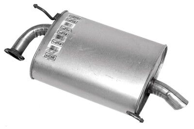 Exhaust Muffler Assembly-Quiet-Flow SS Muffler Assembly Right fits 98-02 Accord
