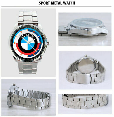 Screen & Specialty Printing Business & Industrial Yamaha R6 Logo Sport Metal Watch New Rare !!