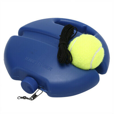 Tennis Training Tool Exercise Ball Self-study Rebound Ball Tennis Trainer RDR9UK