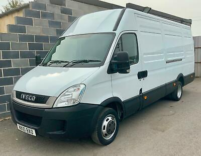Iveco Daily 2.3TD Heavy Duty  35C11V LWB only 21'000 miles Twin Axle