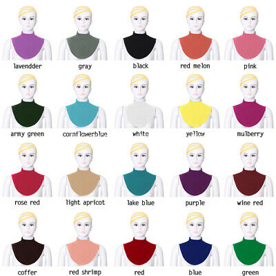 Lycra Arm sleeves underscarf hijab lovely stretchy jersey material muslim