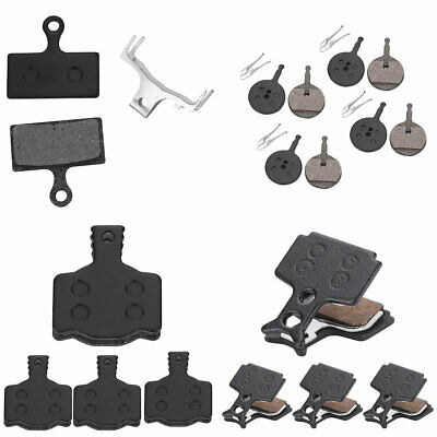 4 Pairs Cycling Mountain Road Bicycle MTB Disc Brake Pads Blocks Accessories
