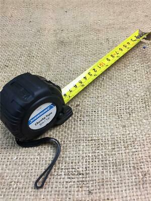 CLEARANCE LOT 250192 5 mtr 16 ft CHUNKY WIDE TAPE MEASURE COMPACT SIZED BODY