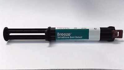 Breeze PENTRON Self-Adhesive Dental Cement  7.8grSyringe A2 shade