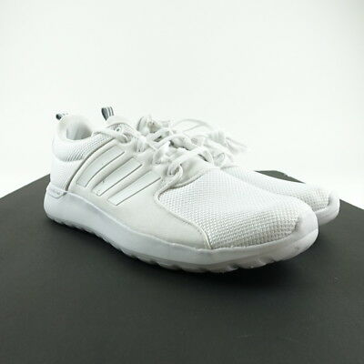 6f631d97a Adidas Men s Running Shoes Cloudfoam Lite Racer Sneakers Size 12 White  AW4262
