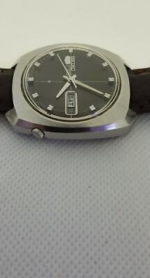 Vintage Seiko 5 Automatic 21 Jewels Japan 6119-7080R Day,Date