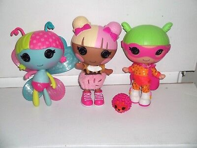 Lalaloopsy Littles Doll Bundle Dolls & Bears Used Dolls, Clothing & Accessories