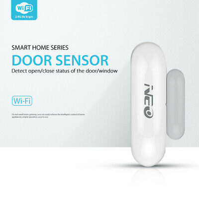 WIRELESS Home Window Door Burglar APP Security ALARM System Magnetic Sensor