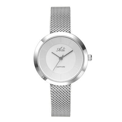 Adi Watches Stunning Women's Stainless Steel Silver - 14-3424-18605  3 ATM