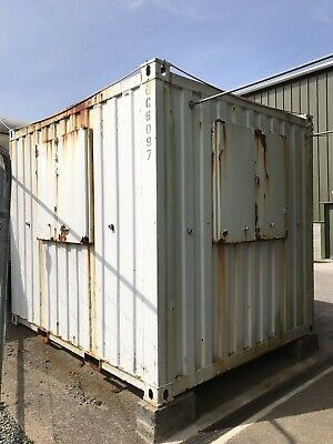 Portable Cabin, Site Office, Portable Office, Steel Cabin, 10 x 9