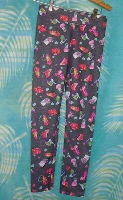 Shopkins Limited Edition Leggings Pants Girls Available In Size large