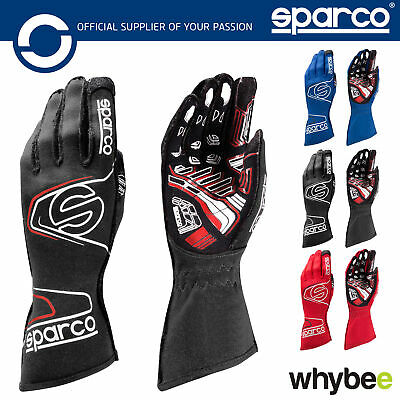 002554 Sparco Arrow EVO KG-7.1 Race Motorsport Gloves FIA Approved