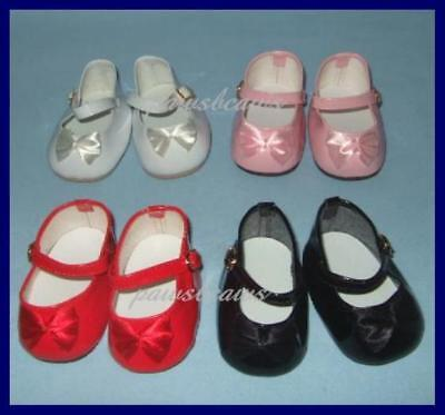 SAVE 30/% on 4 pairs of Patent Mary Jane Styler Doll SHOES for BITTY BETHANY