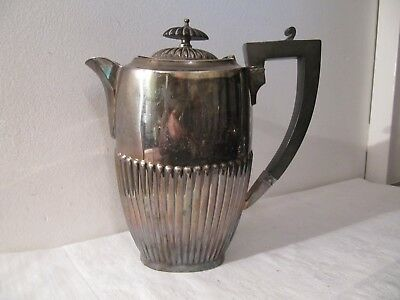 Silver Plated Edwardian Water Jug P.A & S A1 E.P.N.S
