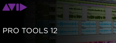 Avid Pro Tools - ProTools 12 USED PERPETUAL LICENSE INCLUDES v 10 V 11 w/ ilok