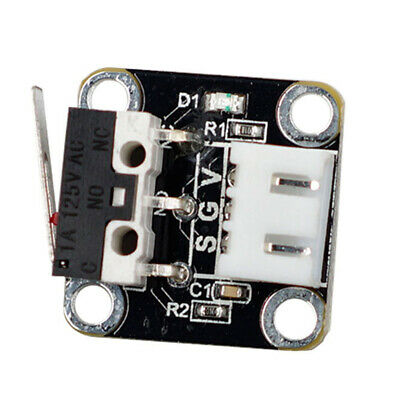 DIY End Stop Limit Switch Accessories 3D Printer Module Plug With Cable Parts