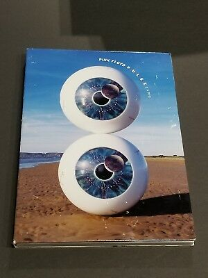 Pink Floyd Pulse 2 Dvd Set Excellent Condition