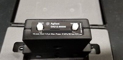 NEW!! Agilent 1100 / 1200 / 1260 10mm 1.0 ul flow Cell  p/n: G4212-60008