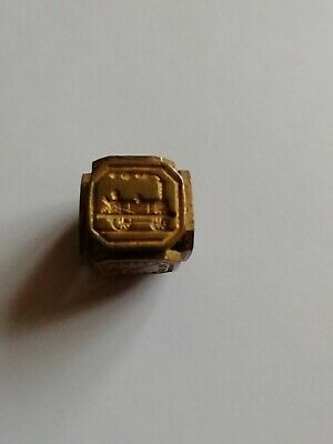 Cube Wax Seal 6 sided...