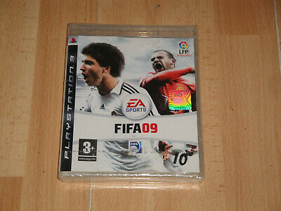 Fifa 09 2009 Soccer De Ea Sports Para Sony Play Station 3 Ps3 Nuevo Precintado