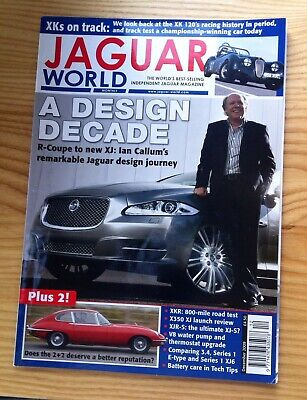 Jaguar World Monthly December 2009