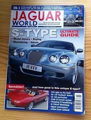 Jaguar World Monthly November 2009