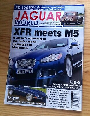 Jaguar World Monthly February 2010
