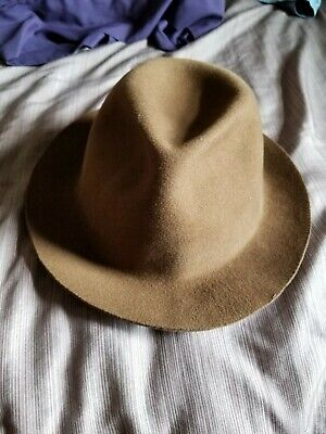 97f29968b9c71 Goorin Brothers Men s Dean the butcher bespoke custom Fedora hat. Hypebeast