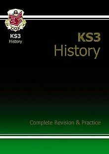 KS3 History Complete Revision & Practice: Complete Re... | Book | condition good