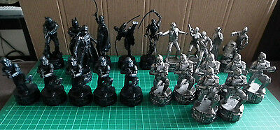 Star Wars Individual Chess Pieces - Excellent Condition