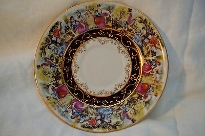 Royal Crown 2293 Victorian Style Saucer