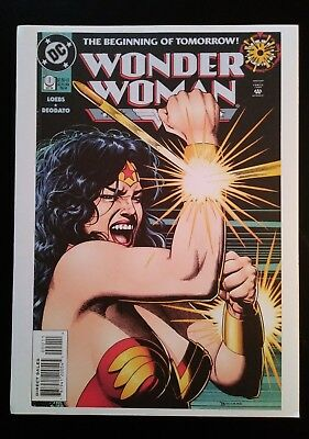 Wonder Woman #0 Dc Comics 75Th Anniversary Poster Brian Bolland George Perez