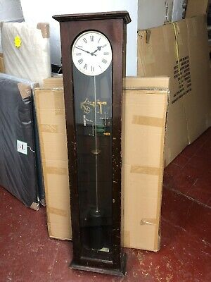 Rare Smiths  Synchronome Electric Master Wall Clock Factory Genuine