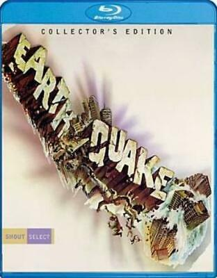 EARTHQUAKE (COLLECTOR'S EDITION) (Region A BluRay,US Import,sealed.)