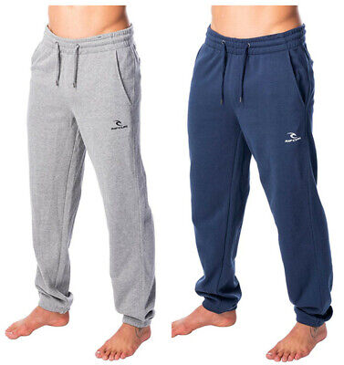 NEW Rip curl Mens Icon Track Pant Fleece Trousers Bottoms Casual Joggers XS-3XL