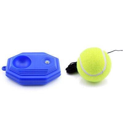 Sparring Device Elastic Rope With Tennis Trainer Baseboard Tennis Trainer