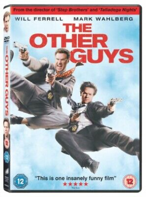 The Other Guys  DVD New & Sealed 5035822831124