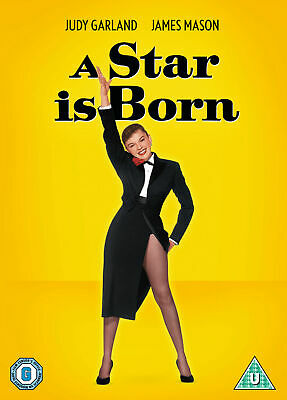 A Star Is Born ( 2-Disc Set) DVD New & Sealed 7321900175883