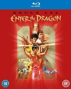 Enter the Dragon Blu-ray New & Sealed 5051892130202