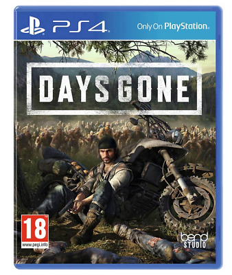 Days Gone PS4 NEW Pre Order Now! Release Date - April 26, 2019