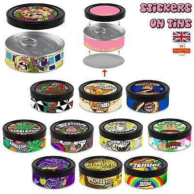 Tuna Tins + Stickers! Cali Medical Stardawg Tubs ONLY UK PRESS IT IN TINS UK