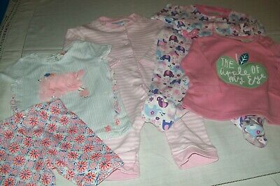 Baby girl clothes Joules/Maman Jojo bebe 3-6m -combined postage available