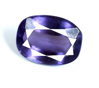 8-10 Ct Russian Color Changing Alexandrite Loose Gemstone Oval AGSL Certified