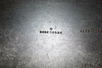 Vintage Robert Sorby Panel Saw Woodworking Old Tool