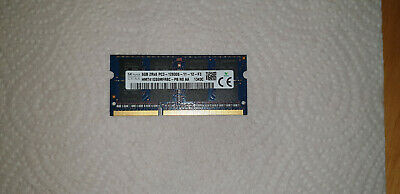 SK HYNIX 8GB DDR3 PC3-12800S 1600MHz SODIMM RAM Laptop Memory