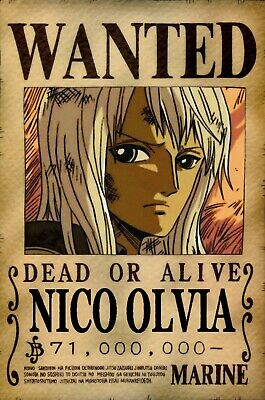 one piece olvia