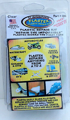 Plastic Repair Kit - Plastex Acrylic Small Repair Kit