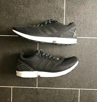 688fbb4dae68f MENS ADIDAS ZX FLUX Woven Running Trainers S78346 - EUR 69
